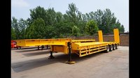 Low Bed Leak Cart Trailer