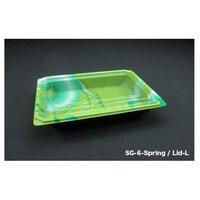 SG-6-Spring Lid-L Plastic Container