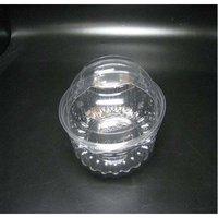 Benzon Transparent Plastic Container