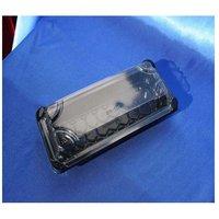 Benzon Rectangular Food Plastic Container