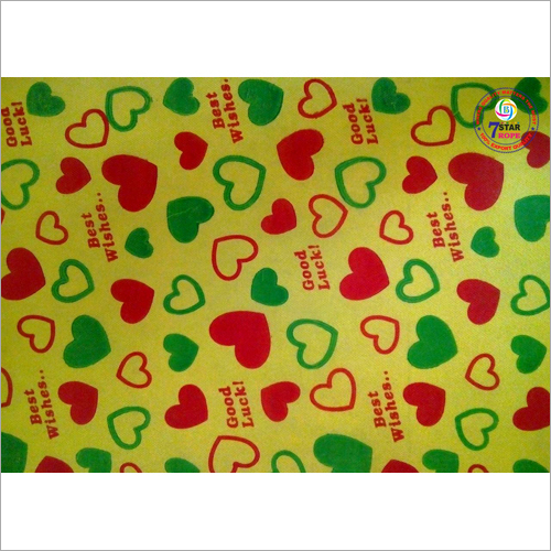 Non Woven Design Printed Fabric