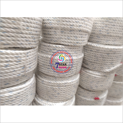 Virgin White PP Rope