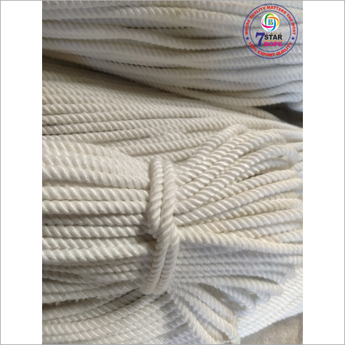White Resham Rope