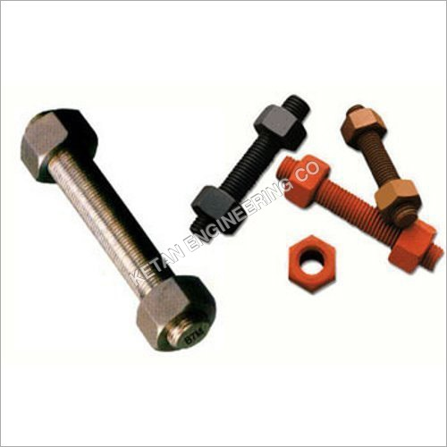 Metal Coated Bolts