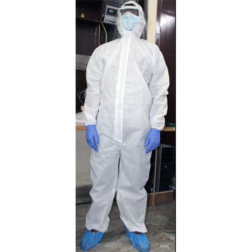 Body Coverall With Hood