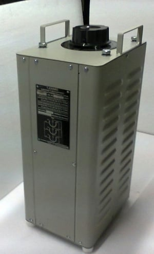 3- Phase Variable Auto Transformer