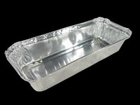 Without Lid Aluminium Food Containers