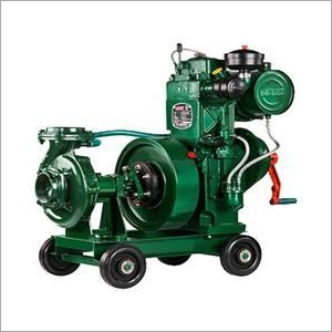8 HP Water Cooled Diesel Engine