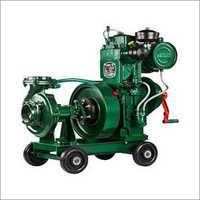 8 HP Water Cooled Diesel Engine