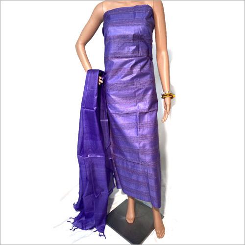 Pure Tussar Silk Salwar Suits