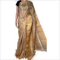 Gheecha Tussar Silk Sarees