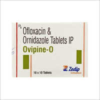 Ofloxacin And Ornidazole Tablets IP