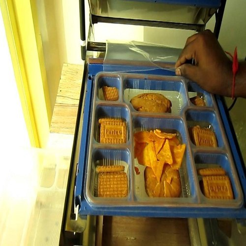5 Portion Meal Trays