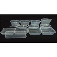 250 ML Confectionery Plastic Boxes