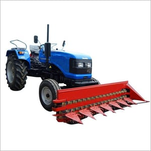 Tractor Front Reaper