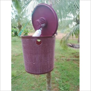 Plastic Bucket Insect Trap