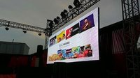 stage led tv display screen