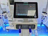 12 Inch ICU Ventilator With Multi Modes