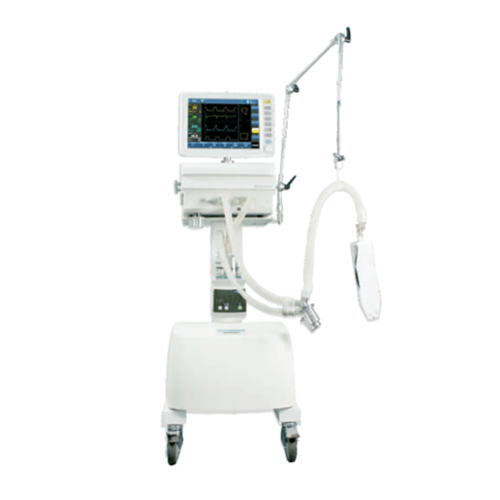 5000D Oxygen Portable Icu Ventilators