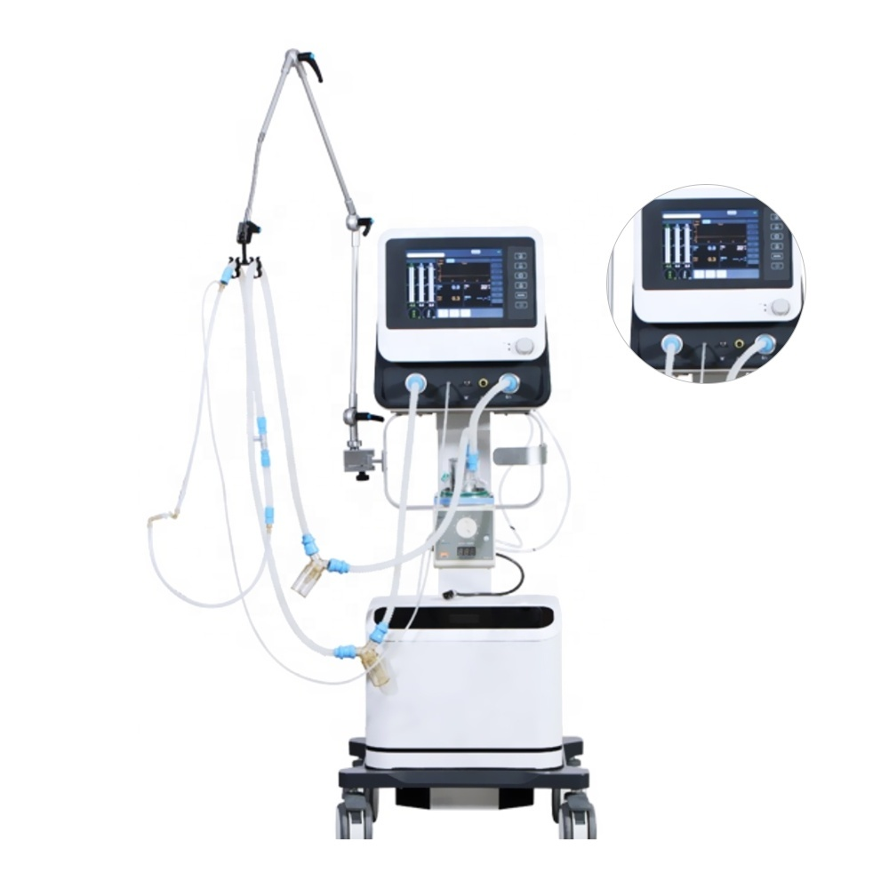 Respiratory Anesthesia Machine And Ventilator