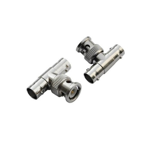 BNC Connector For CCTV Triaxial Plug Jack Jack Type