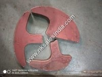 HOPPER BLADES FOR CONCRETE PUMP
