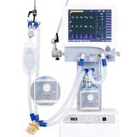 Hot selling adult and pediatric S1100 super medical ICU ventilator