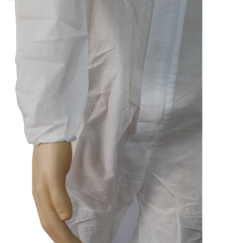 New design disposable camouflage clean coverall