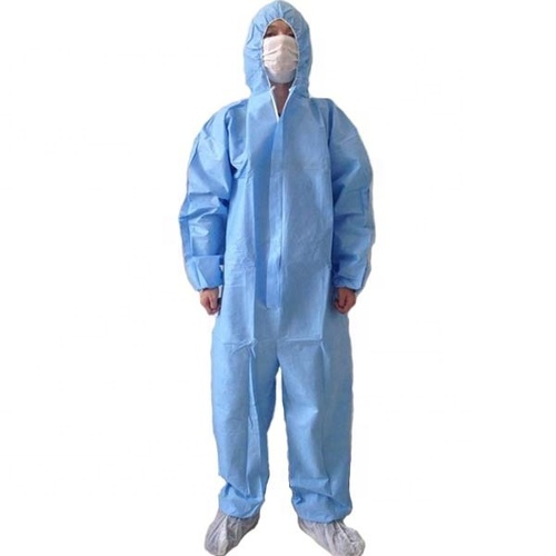 Protective Safety PP Disposable Hospital Coverall
