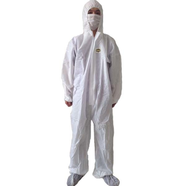 High quality protective clothing safty coverall