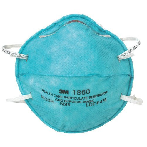 Disposable Non Woven Face Mask With Valve Folding N95 Mouth Mask