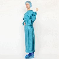 Medical Product Nonwoven Disposable Surgical Gown.
