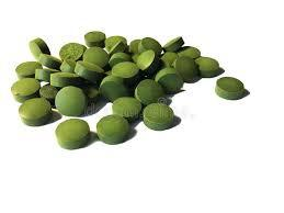 Chlorella Powder Veggie Capsule