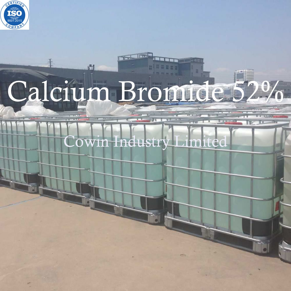 Calcium Bromide Powder / Solutions