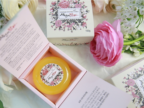 Korea Handmade Soap