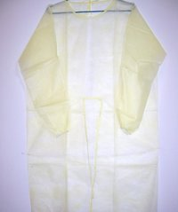 Disposable Nonwoven Surgical Isolation Gown ISO CE certificated with competitive price