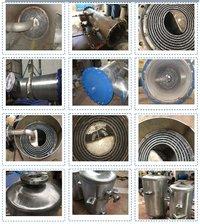 High Pressure Heat Exchanger