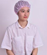 Disposable Surgical Non-woven Bouffant Caps