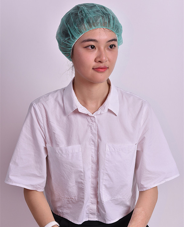 Disposable Surgical Non-woven Bouffant Caps