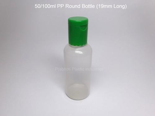 Round PP Bottles