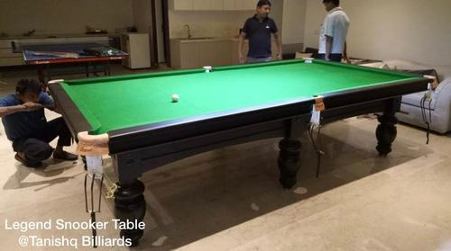 Marble Pool Table