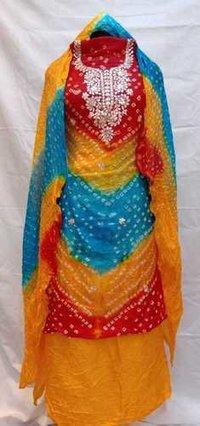 Jaipuri Gottapati Suit