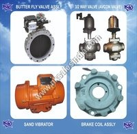 Batching Plant Spare