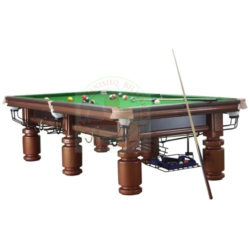Green Pool Table
