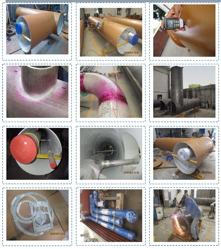 Jacketed Piping Spool