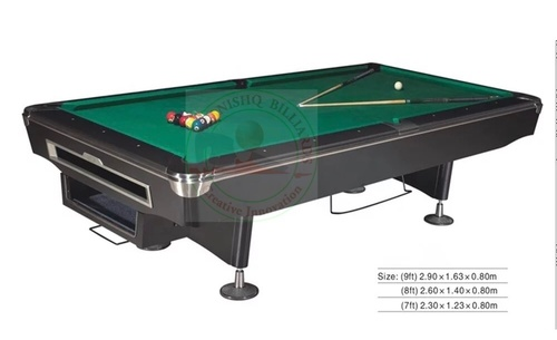 Imported small Pool Table