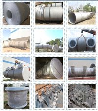 Fabricated Pipe Spools