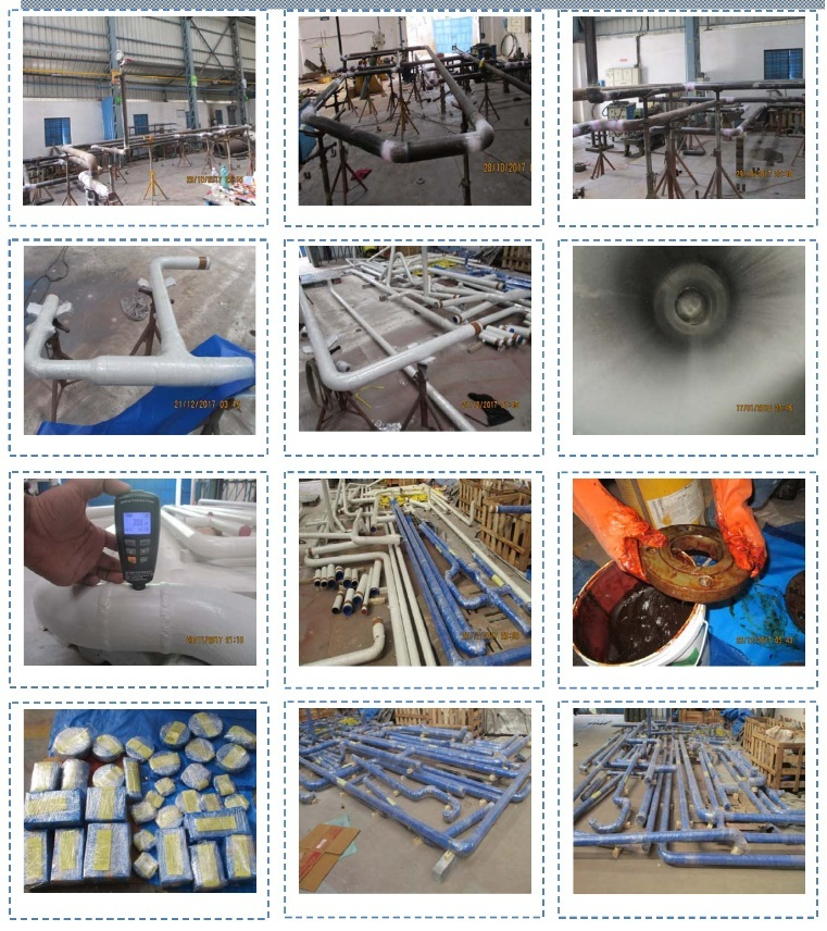 Industrial Piping Spool