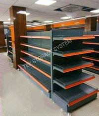 Departmental Store Display Rack