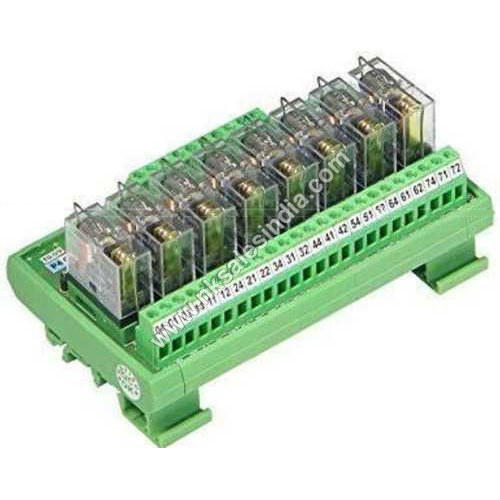 Relay Card for Batching Plant